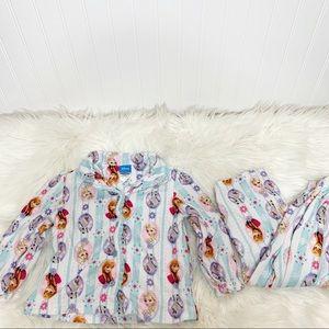 Disney Frozen Two Piece Pajama Set Size 3T